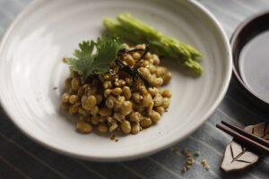 gefermenteerde soja natto